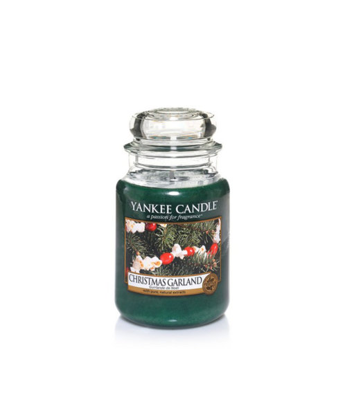 Yankee Candle ароматна свещ CHRISTMAS GARLAND